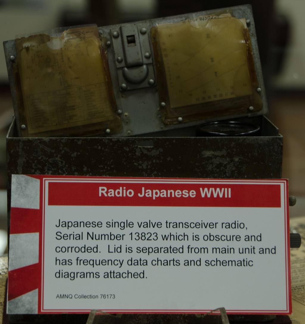 WWII Japanese Radio