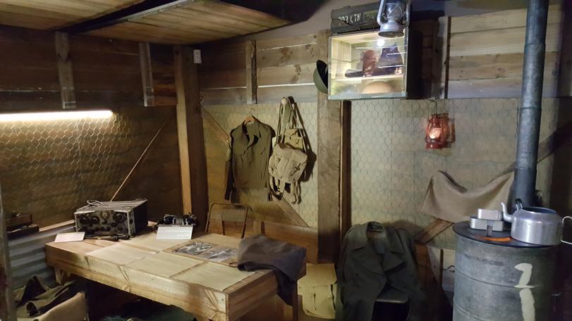 Korean War Command Bunker